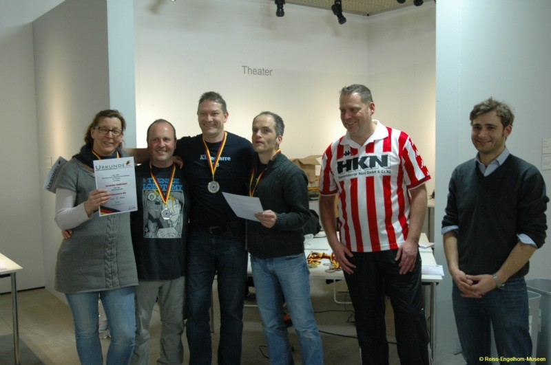 Adler-Mannheim-Trophy 2013